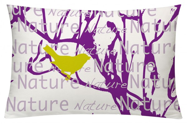 Nature Beere - Kissenhülle 60 x 40 cm