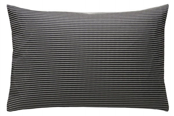 Sound black&white - Kissenhülle 60 x 40 cm