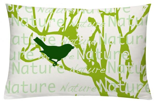 Nature Grün - Kissenhülle 60 x 40 cm