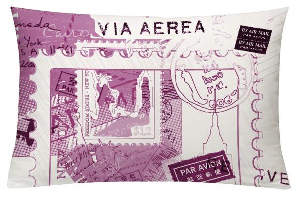 Postcard Beere - Kissenhülle 60 x 40 cm